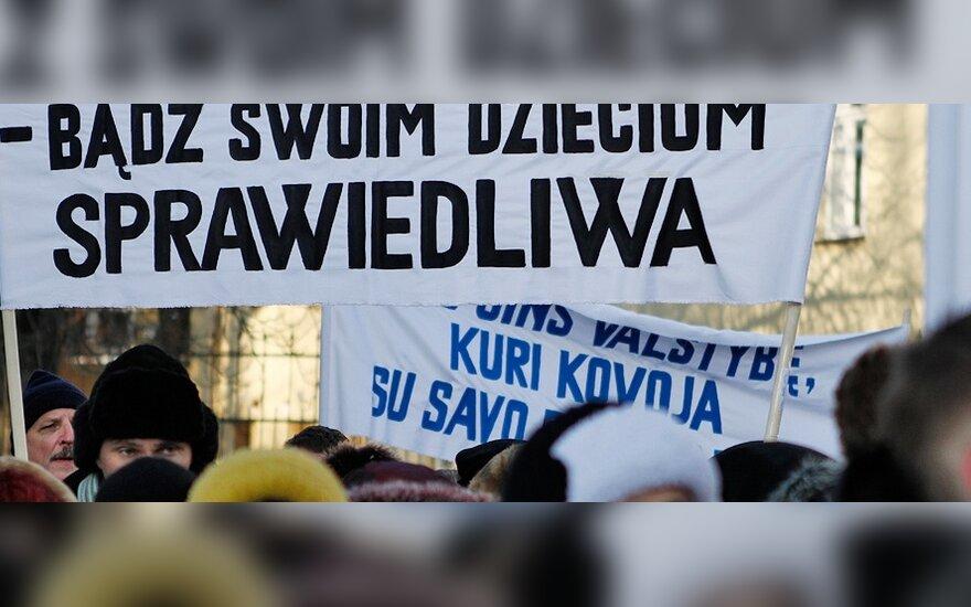 Tautinių mažumų mokyklose Lietuvos istorija, geografija bus dėstoma lietuviškai