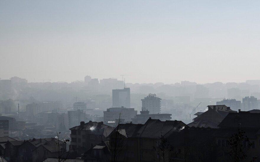 Pirština, Kosovas