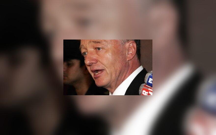 Buvęs Londono meras Livingstone'as dėl antisemitizmo ginčo paliko Leiboristų partiją