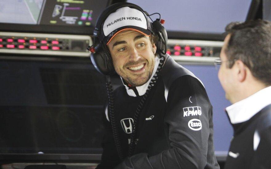 F. Alonso čempionu galėjo tapti ne du, o 5-6 kartus