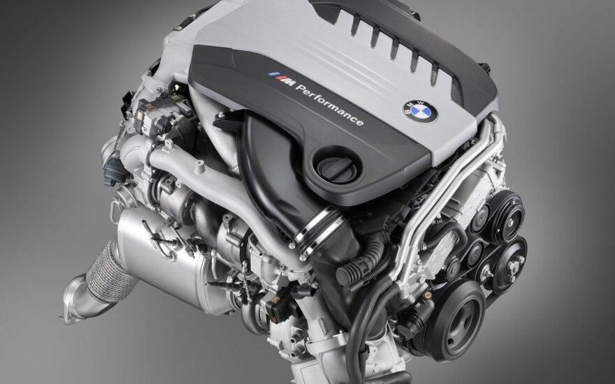 Visų laikų galingiausias dyzelinis BMW