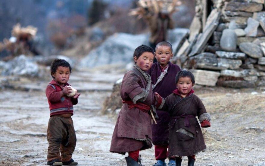 Tibete nuošliauža nusinešė aštuonių žmonių gyvybes