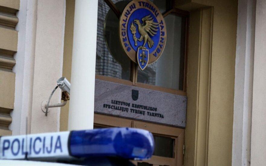 STT sulaikė Alytaus mieste dirbantį advokatą