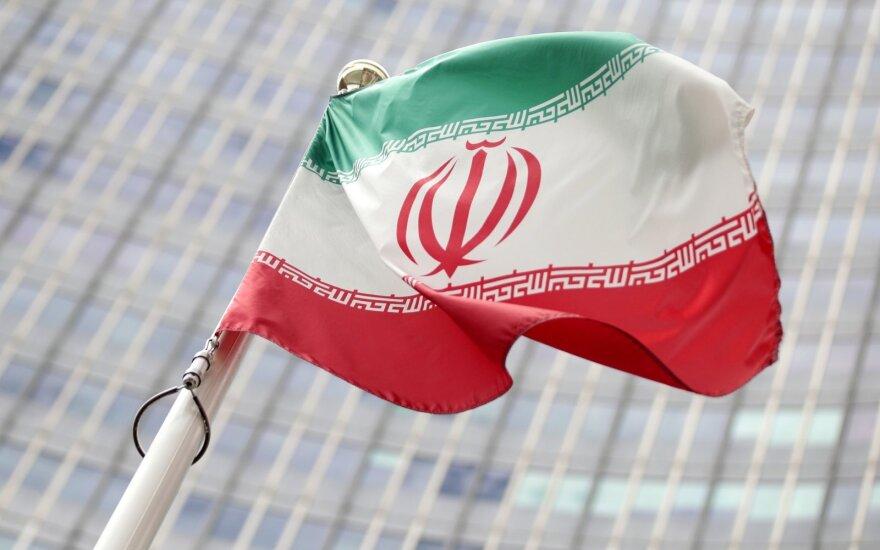 Iranas pažadėjo atsakyti į ataką prieš tanklaivį prie Saudo Arabijos krantų