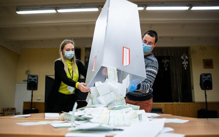 VRK suskaičiavo: Seimo rinkimai kiekvienam rinkėjui kainavo 6,46 euro