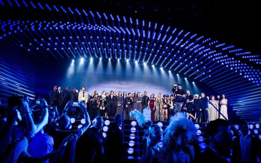 """Draugus į Euroviziją gabens projektas """"Draugystė veža"""""""