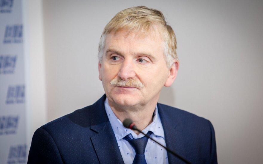 Habil. med. dr., prof. Albinas Naudžiūnas