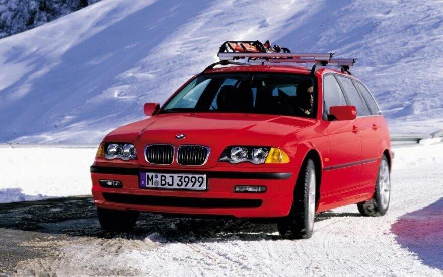 3 serijos BMW