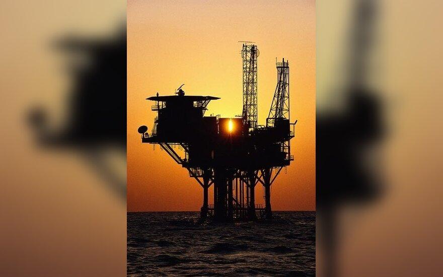 Britanija ir Argentina gali susikibti dėl naftos gręžinių