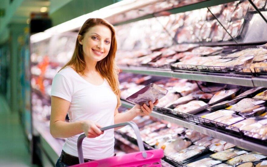 Į ką atkreipti dėmesį, perkant mėsos gaminį parduotuvėje?