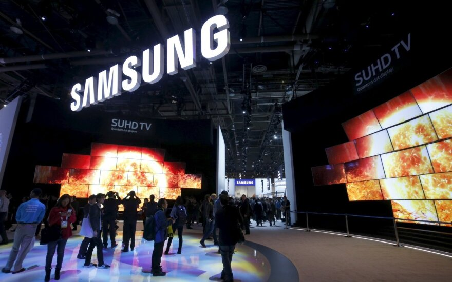 Samsung to invest in Lithuania's education - president