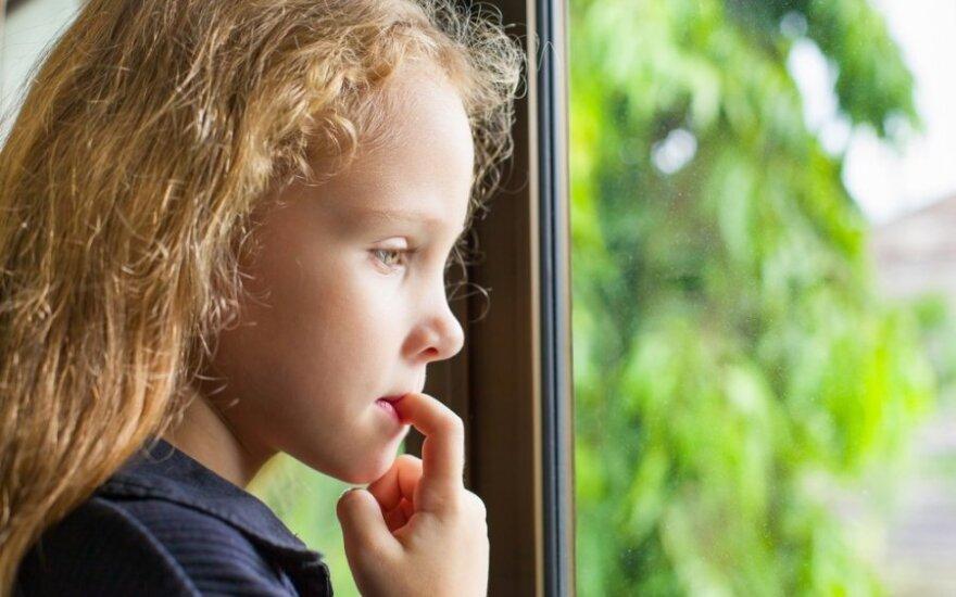 Kas nutinka, kai vaikui užkraunama per daug atsakomybės
