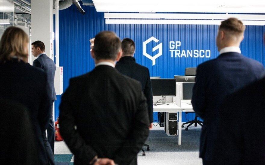 GP Transco biuro atidarymas