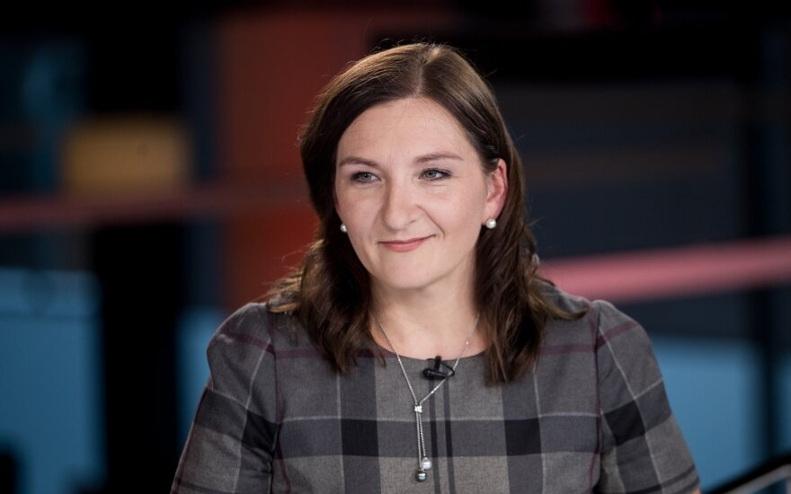 Dr. Austėja Landsbergienė