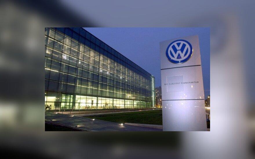 """""""Volkswagen"""" planuose – brangiausia atstovybė pasaulyje"""