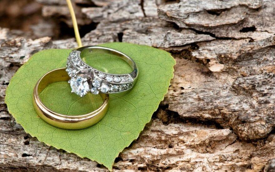 Skaitytojų istorijos V. Kaip aš pamečiau vestuvinį žiedą