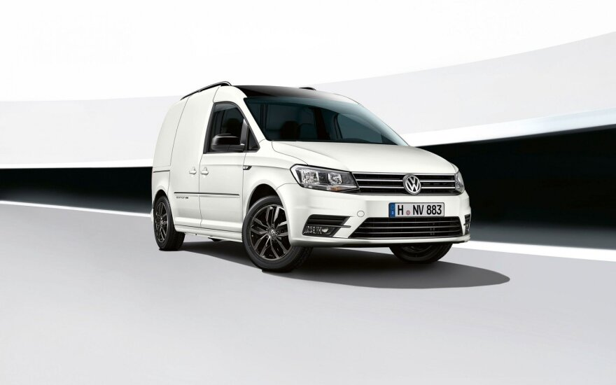 """Volkswagen Caddy Edition 35"""