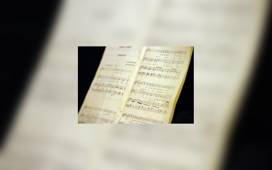 Žemaičių Kalvarijos Bazilikoje - ketvirtasis sakralinės muzikos ir chorų festivalis