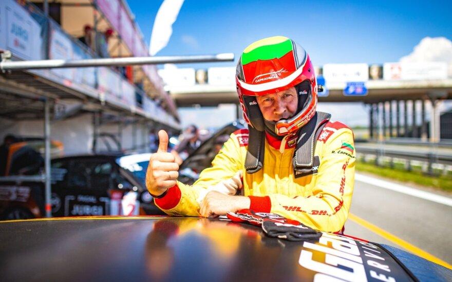 Ramūnas Čapkauskas 1006 km lenktynėse dalyvauja 20-ąjį kartą