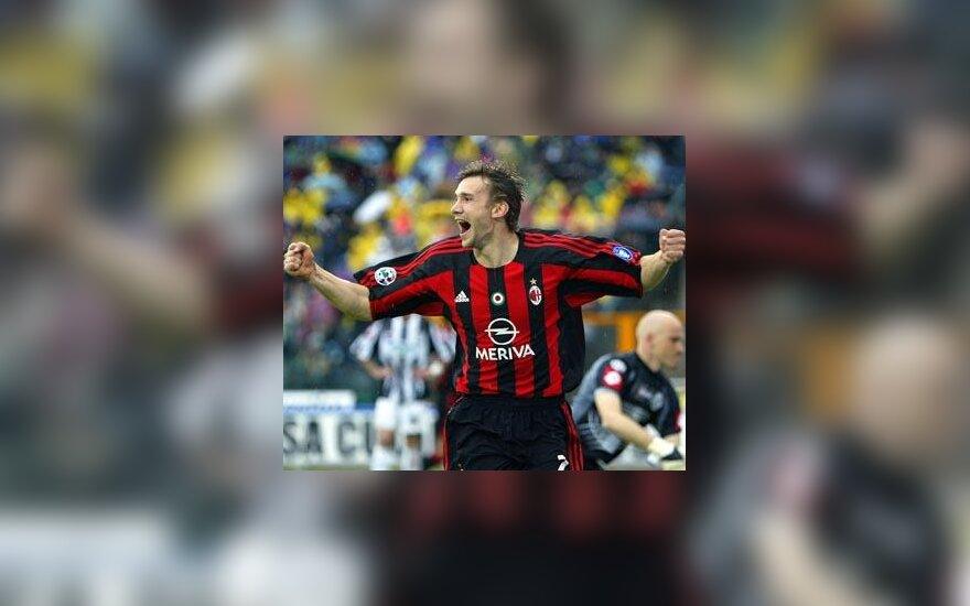 "Andrij Ševčenka (""AC Milan"")"