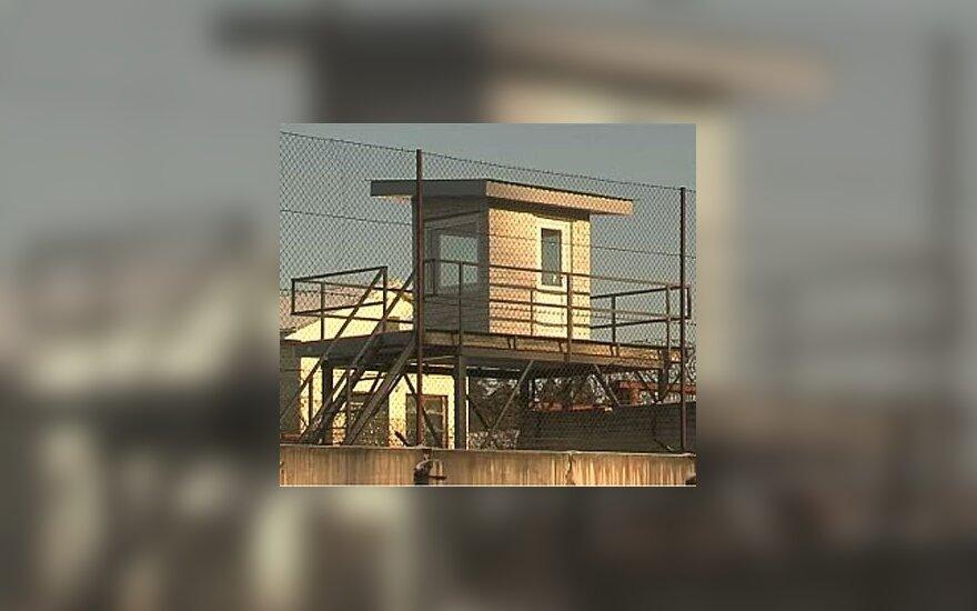 Iš atostogų negrįžęs kalinys surastas per dvi dienas