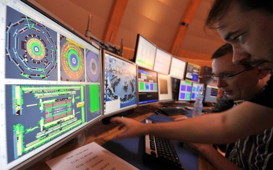 Vilnius University produces unique machine for CERN