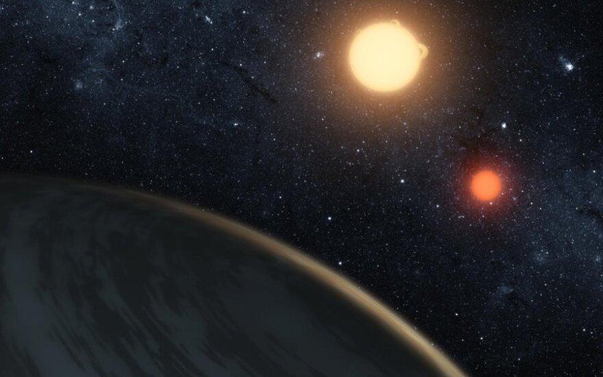 Dvinarė žvaigždžių sistema