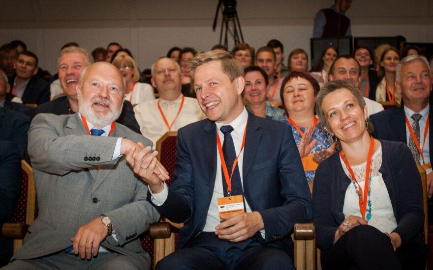 Eugenijus Gentvilas, Remigijus Šimašius, Agnė Matulaitė
