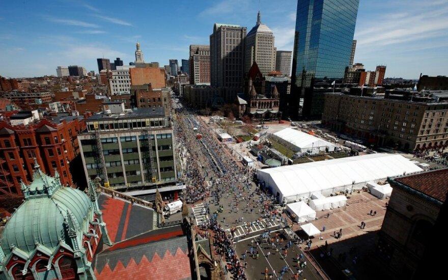Bostono maratonas