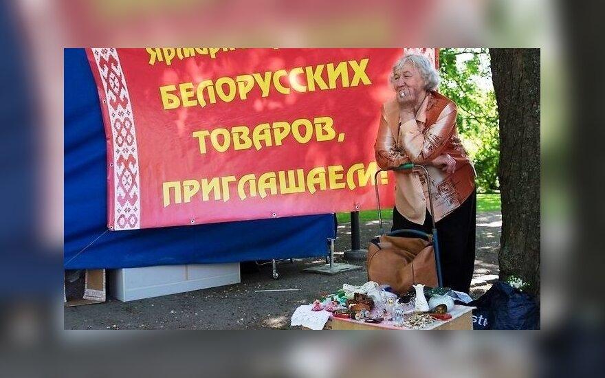 В Таллинне открылась ярмарка товаров из Беларуси