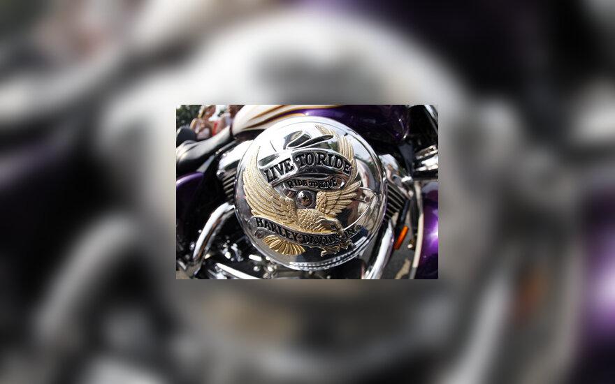 """Motociklas """"Harley Davidson"""""""