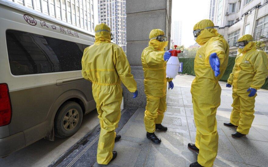 Koronaviruso apimto Uhano pareigūnas: epidemiją apsunkino lėta valdžios reakcija
