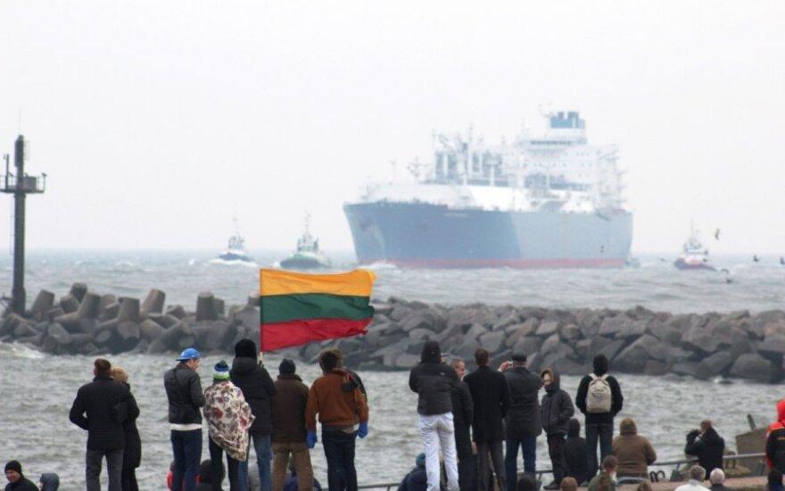 """SGD terminalo išlaikymo sąnaudos sumažėjo 1,5 mln. eurų – """"Litgas"""""""