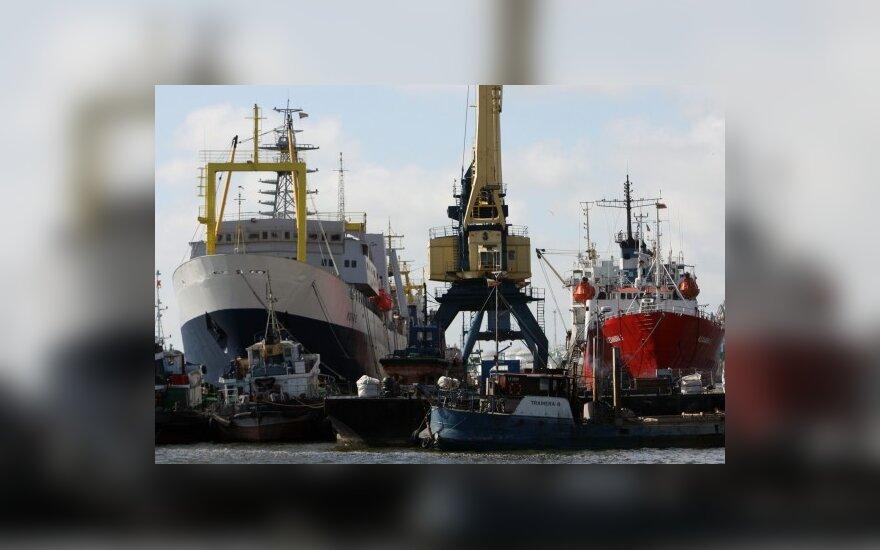 JAV apsisprendė gabenti krovinius tranzitu per Lietuvą