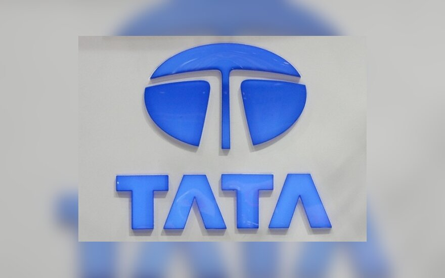 """Daimler"" parduoda 5,34 proc. ""Tata Motors"" akcijų"