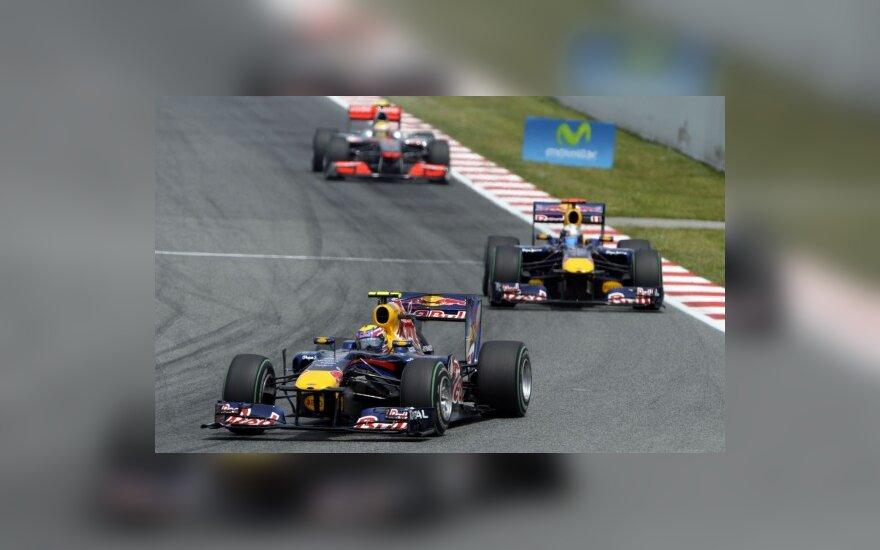 """""""Formulės-1"""" automobilių lenktynės"""
