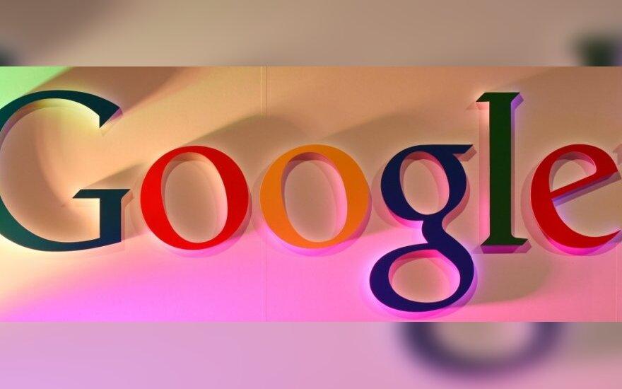 """""""Google"""" pasiūlė darbą už 64,4 mln. eurų"""