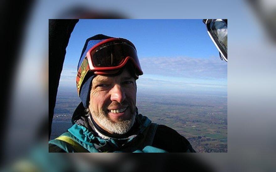 Palaima alpinistui – tik kalnuose