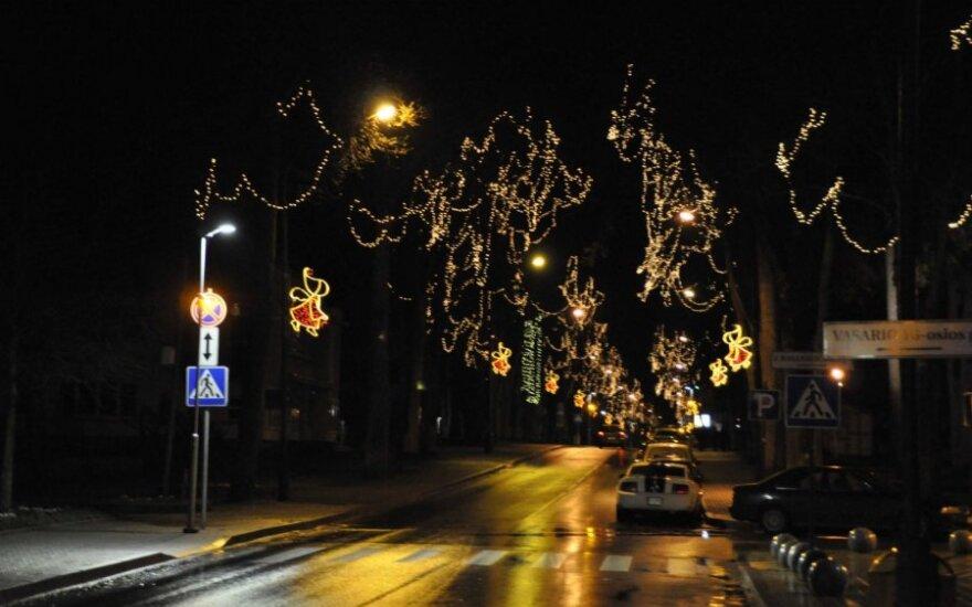 Palanga - Kalėdų šviesos miestas