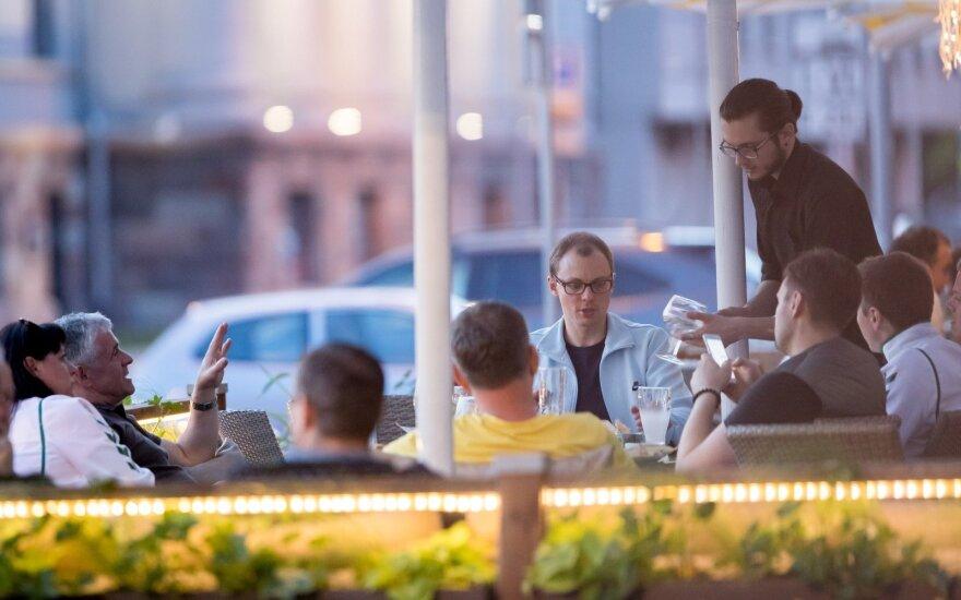 Populiarus restoranas nepaliauja stebinti kainomis: už vandenį paprašė daugiau nei už sriubą