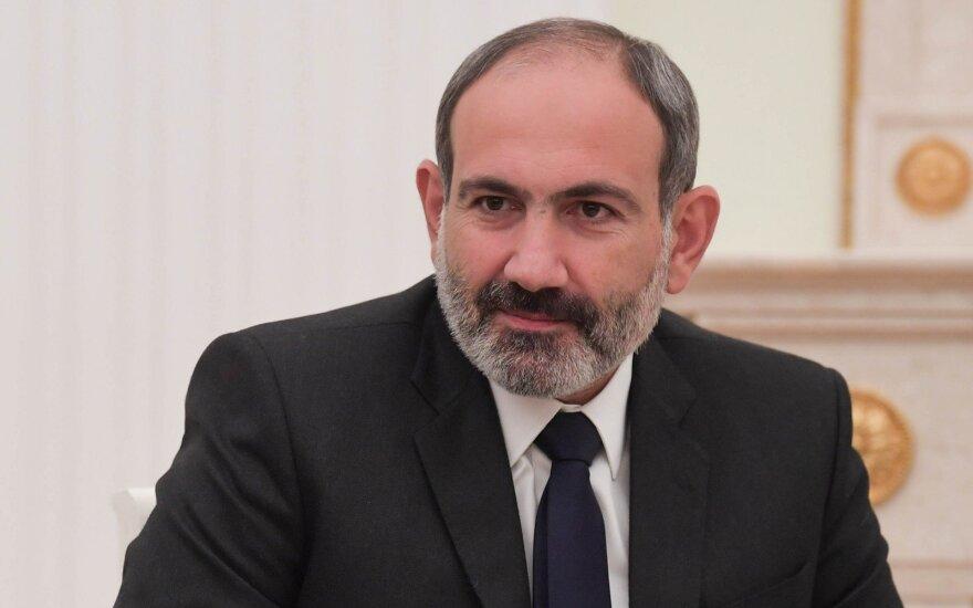 Nikolas Pašinianas