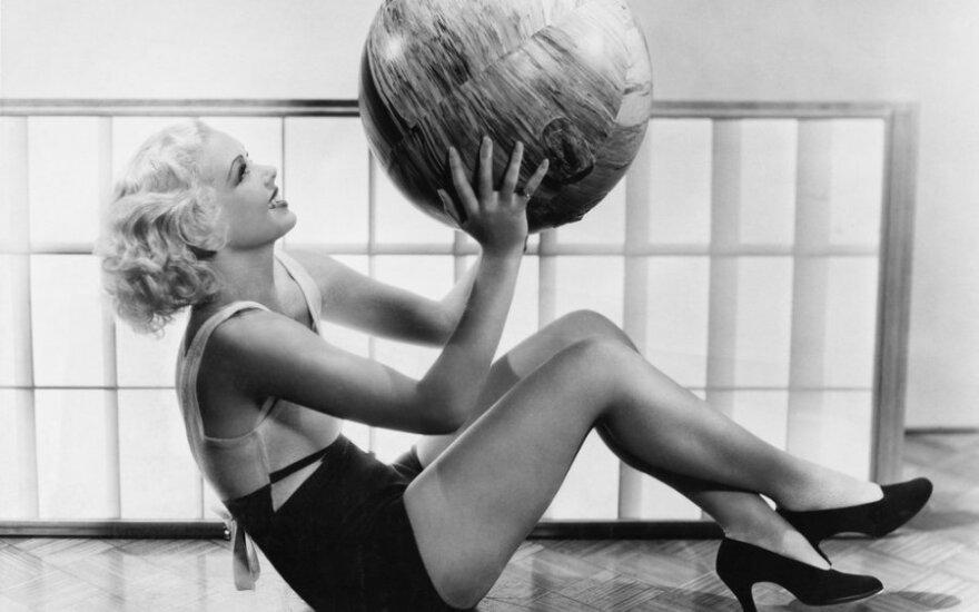 Svorio metimo istorija: kaip moterys lieknėjo prieš 80 metų?