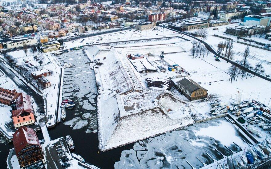 Klaipėdos pilis
