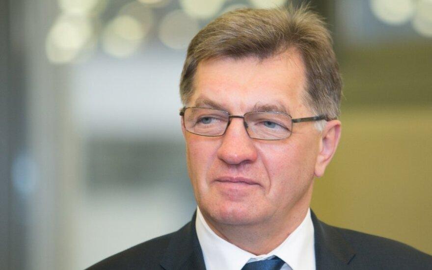 Premjeras ragina kurti klestinčią Lietuvą