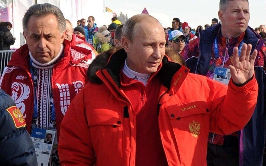 Tiesos sekmadienis: ar TOK išdrįs tapti budeliu visai Rusijos olimpinei rinktinei?