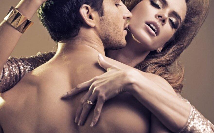 Seksologas: geras seksas poroje - puiku, bet to maža