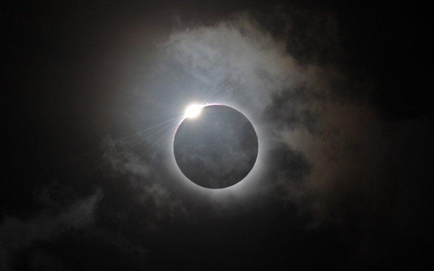 Visiškas Saulės užtemimas