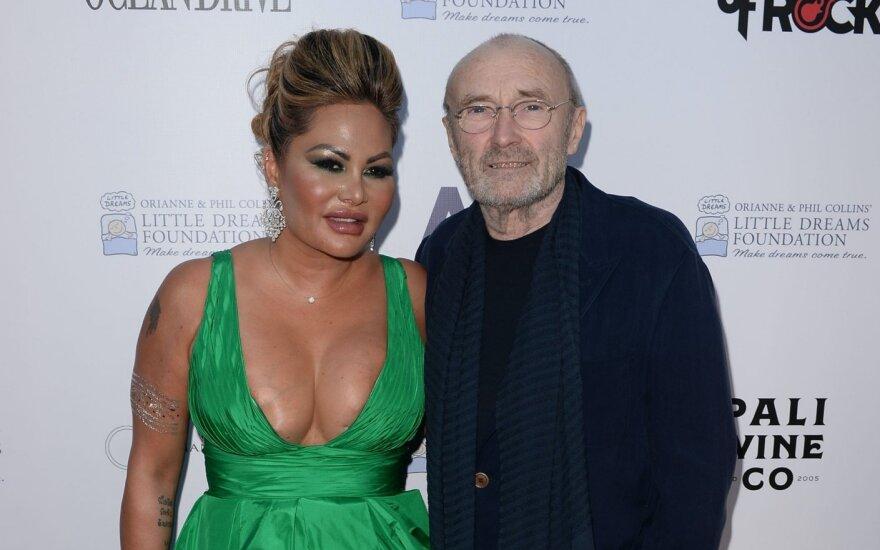 Orianne Collins ir Phil Collins