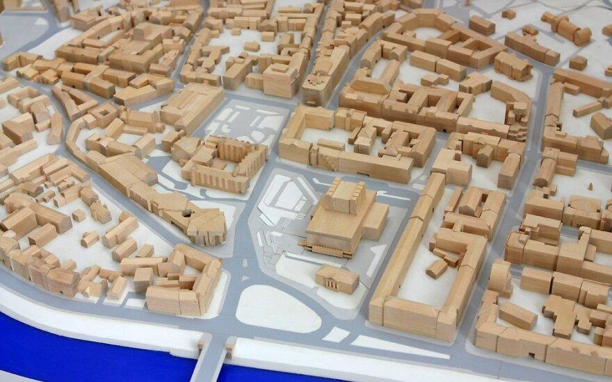 Naują archyvų pastatą Vilniuje ketinama pastatyti 2023 metais
