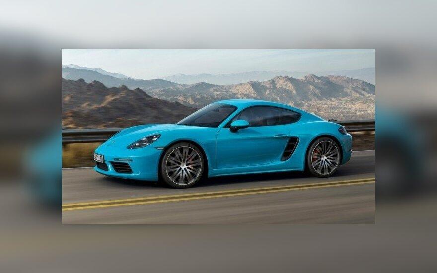 """""""Porsche 718 Cayman"""""""